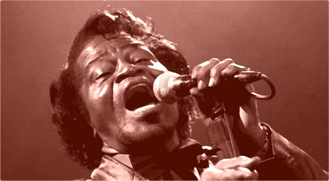 James Brown © Peter Forret